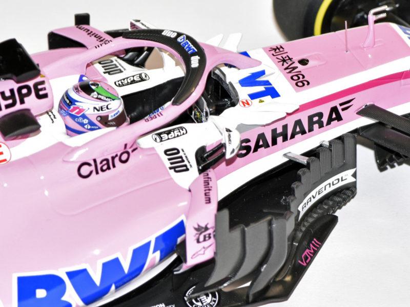 Roze Force India