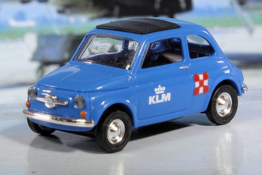 Busch: KLM Fiat