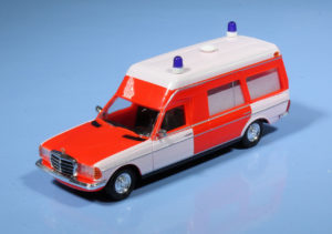 Ambulance-gat gevuld