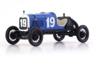 Fangio's eerste