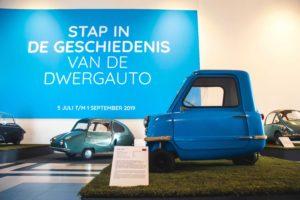 Dwergauto's in Louwman Museum