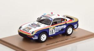 Woestijn Porsche