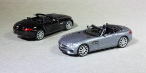 Snelle Mercedes