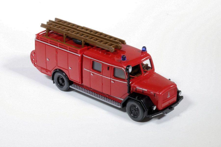 Nieuwe brandweer