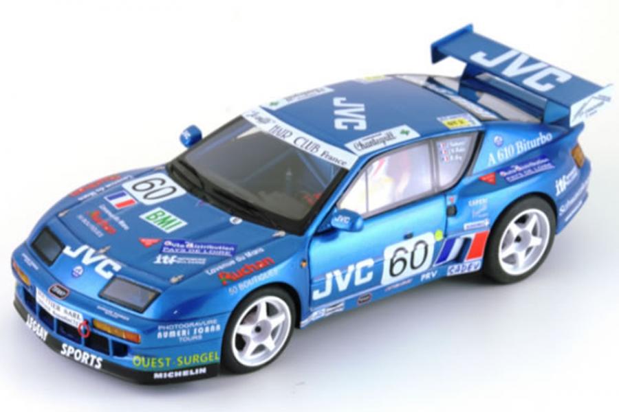 Alpine A610 op Le Mans