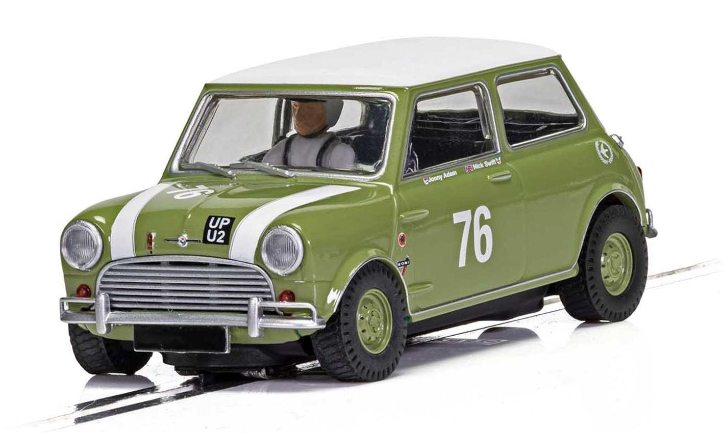 Racende mini's