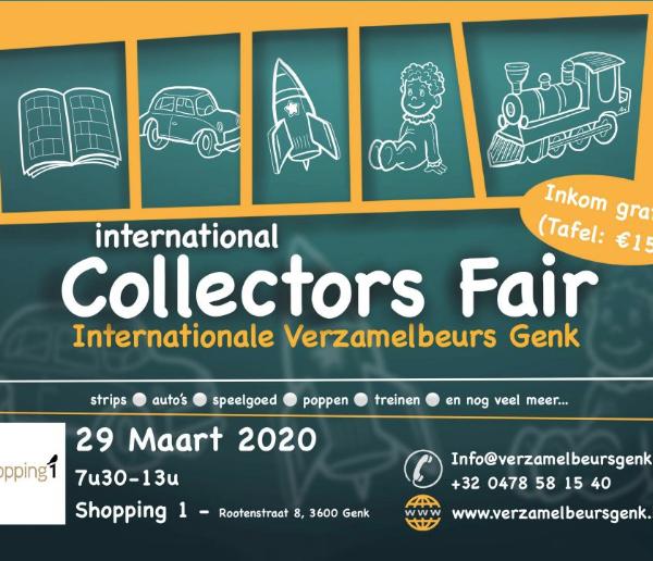 Int. Collectors Fair  (29 maart 2020)