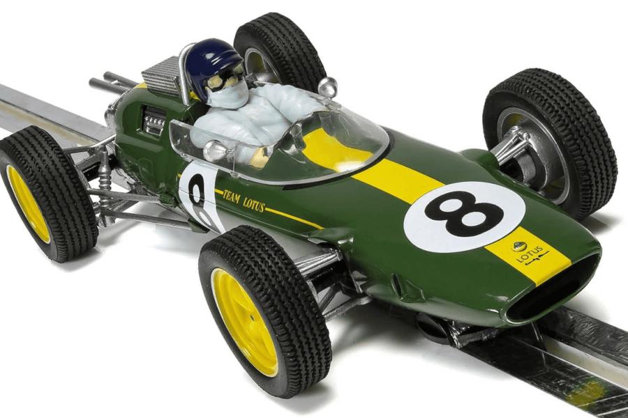 Lotus & Clark: wereldkampioen!