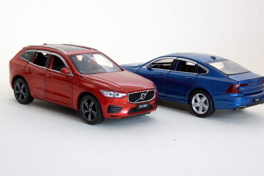 Chinese Volvo's