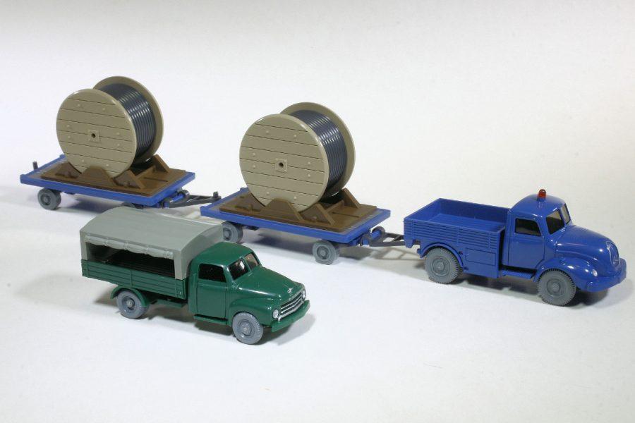 Wiking Verkehrs Modelle