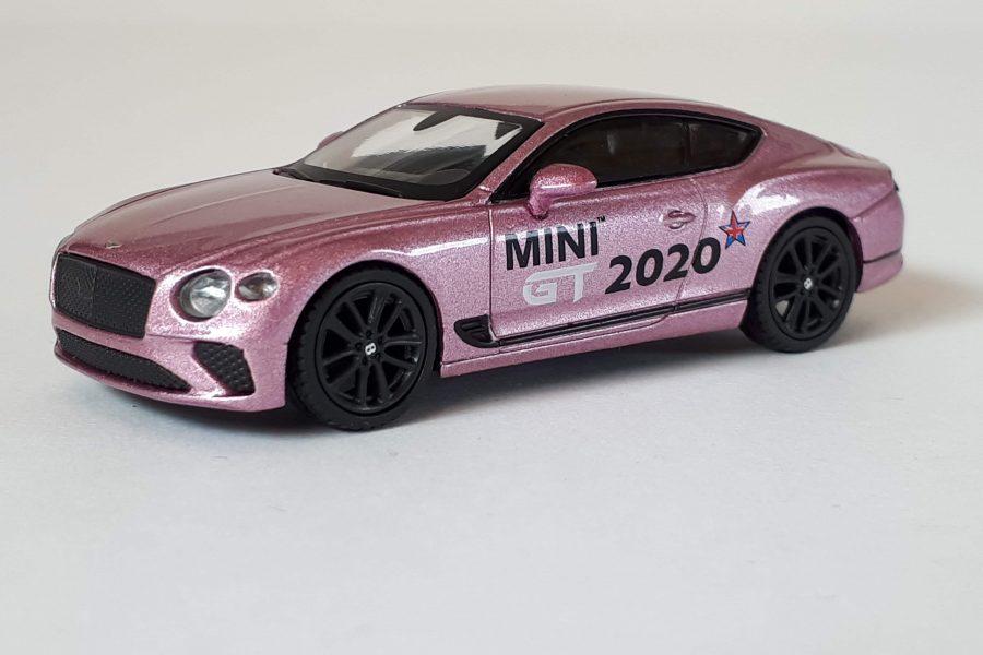 De nieuwe Bentley