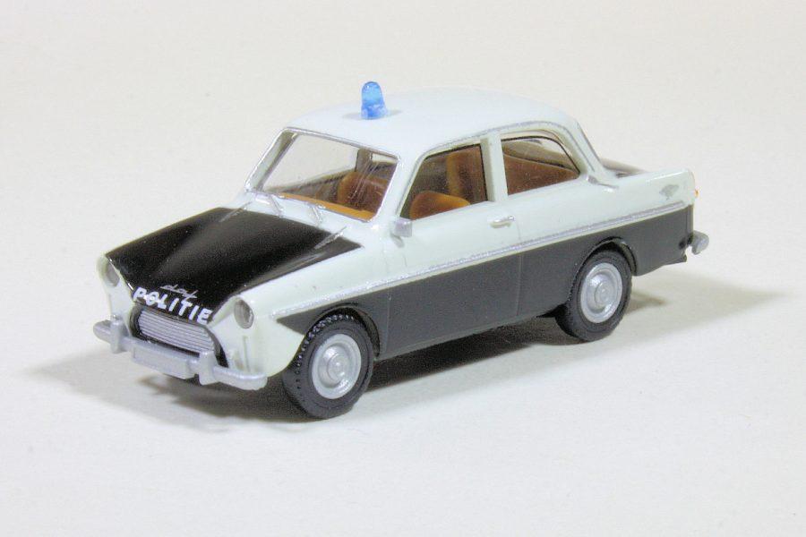 Politie-DAFje