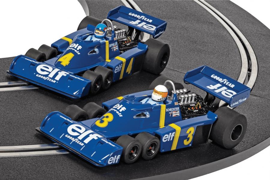 Tyrrell P34 zeswieler als set