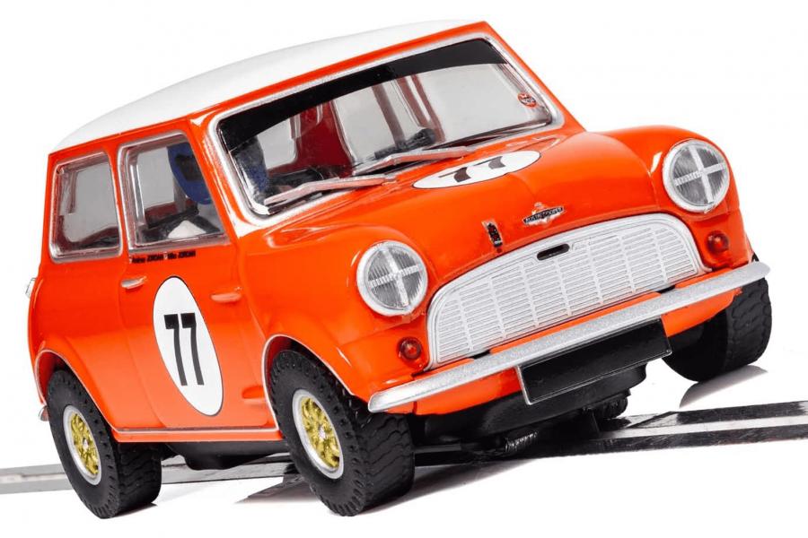 Spectaculaire Mini Cooper S