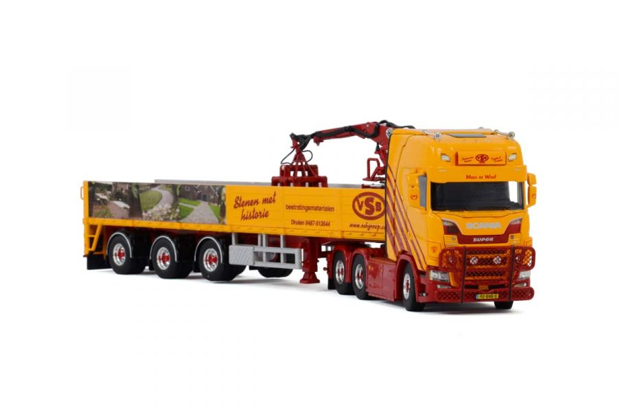 Strakke Scania