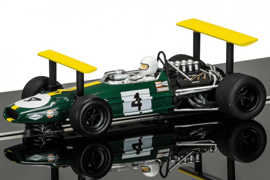 Gevleugelde Brabham