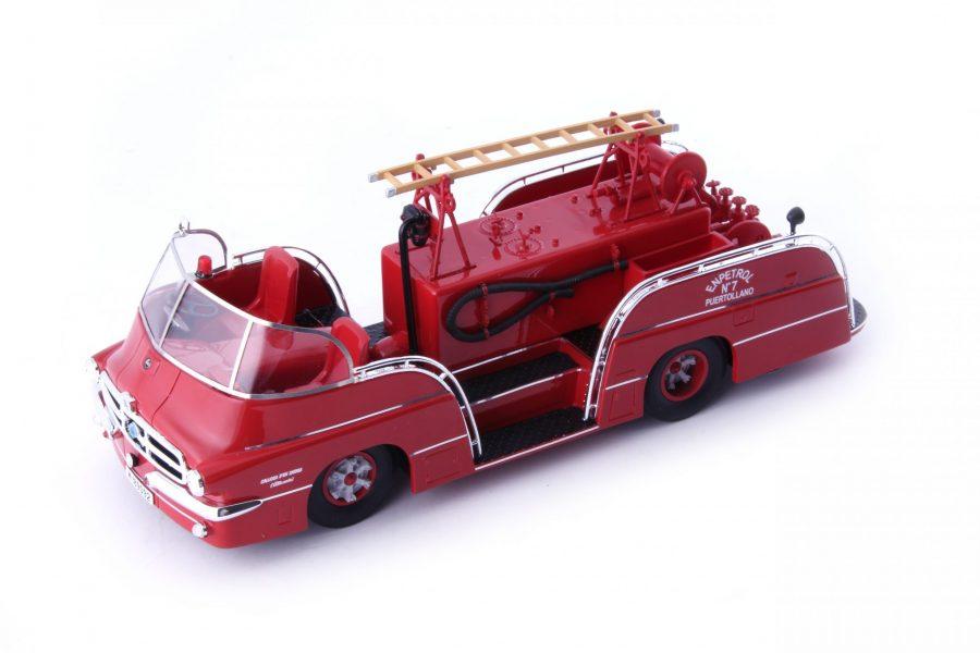 Brandweer cabrio