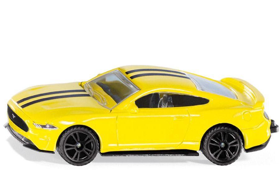 Mustang met trekhaak