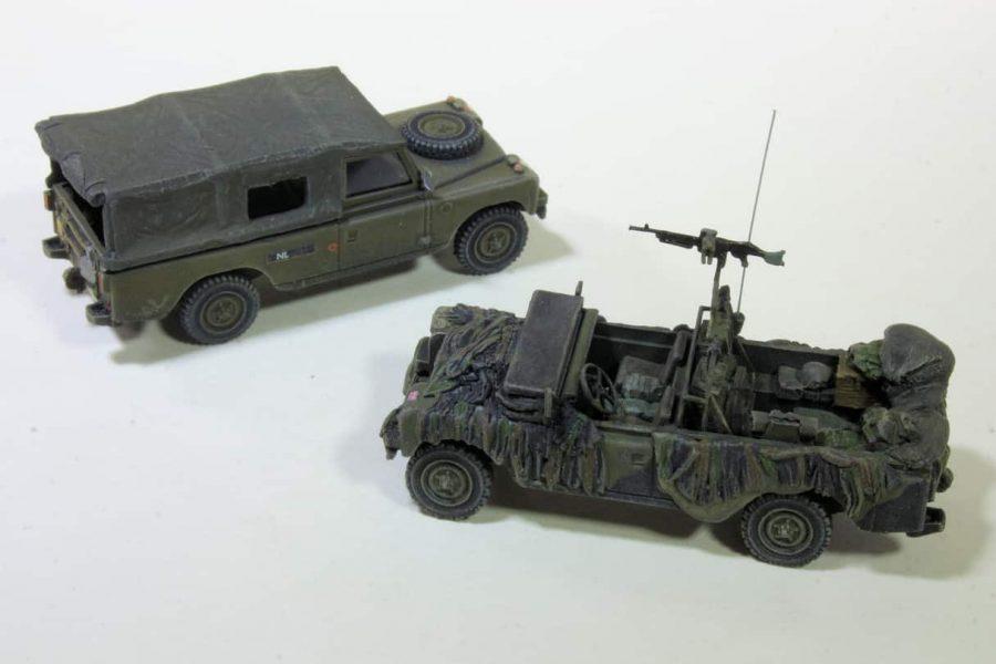Leger-Land Rover