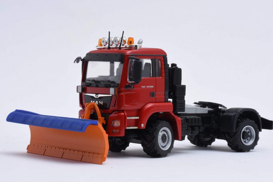 Trekker of tractor?