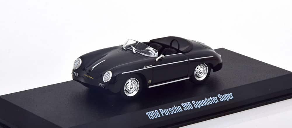 Porsche van GreenLight