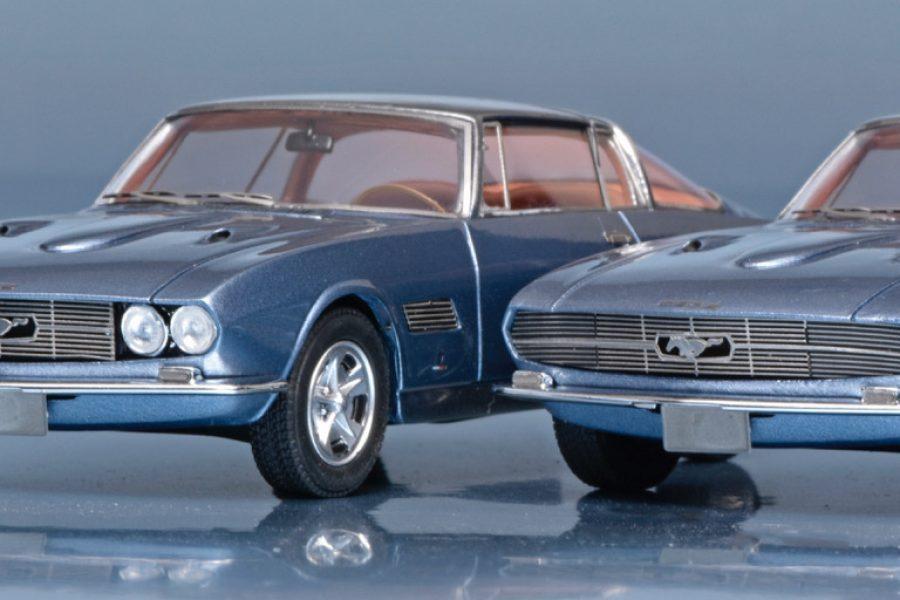 Mustang Bertone