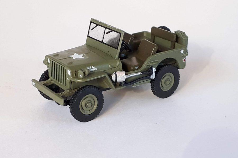 Leger-Jeep