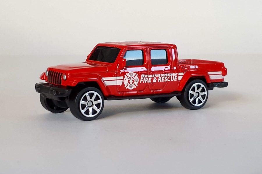 Brandweer-Jeep
