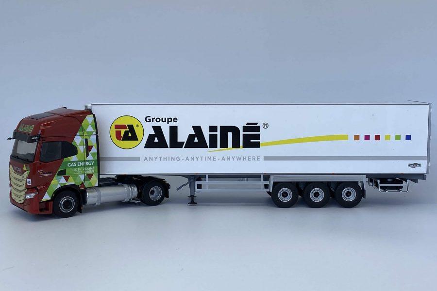 Groene Truck
