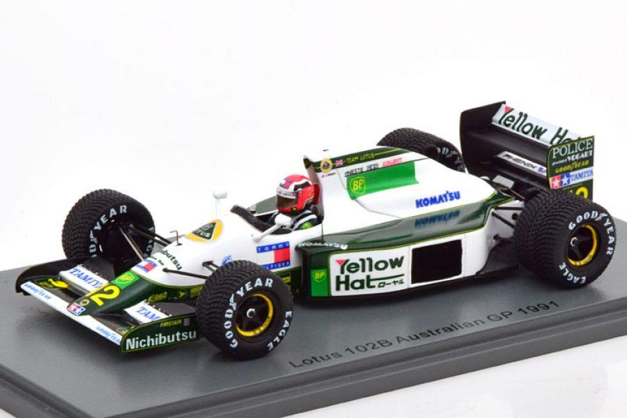 F1 historie