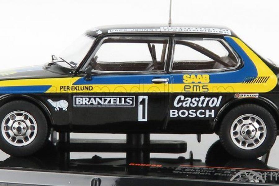 Rally Saab