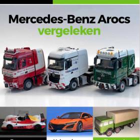 Auto in Miniatuur 2021 | 3