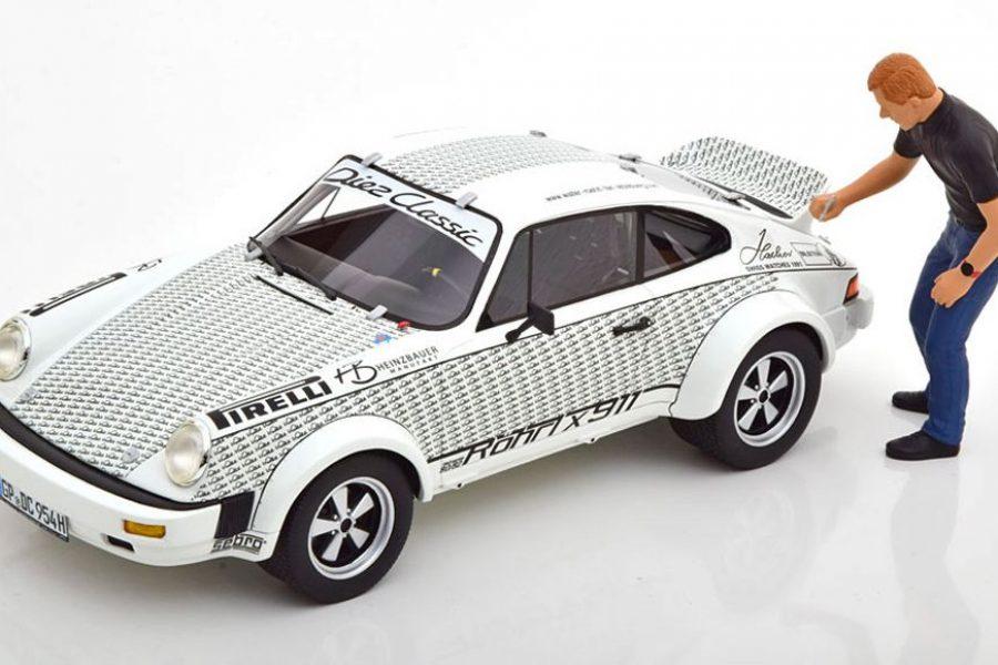 Röhrl x 911 (Schuco ProR)
