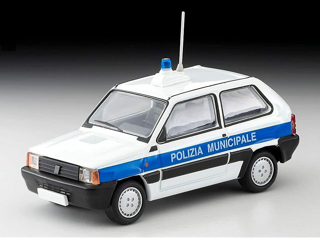 Italiaanse politie-Panda van Tomica
