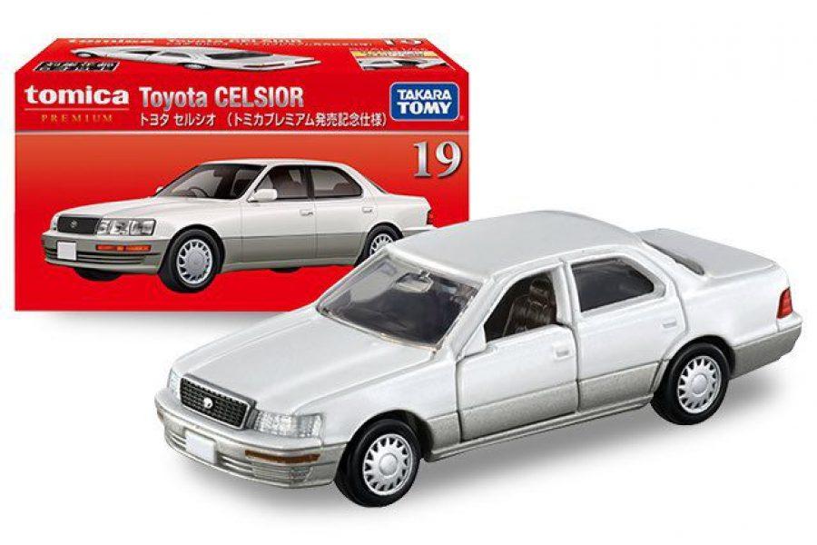 Toyota-vlaggenschip bij Tomica Premium