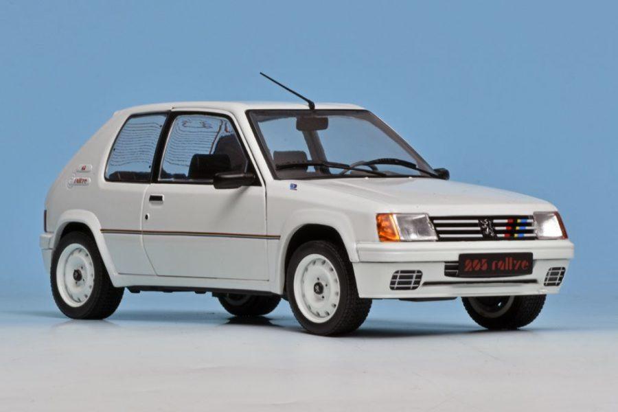 205 Rallye (Solido)