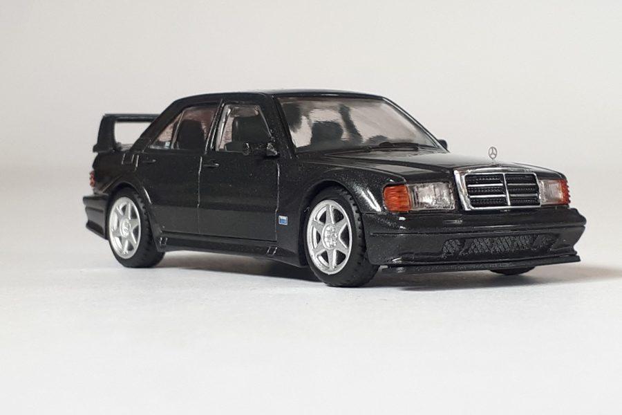 Gezochte homologatiespecial van Mercedes-Benz