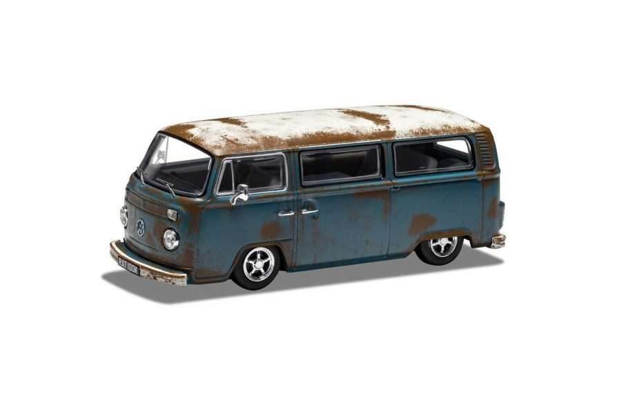 Roestige Volkswagen T2