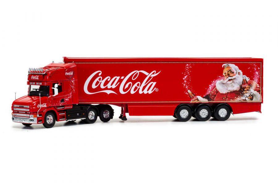 Kerst truck