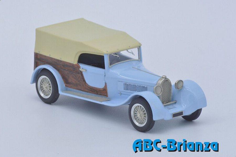 Bugatti busje